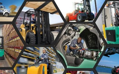 How to control unauthorized forklift driving